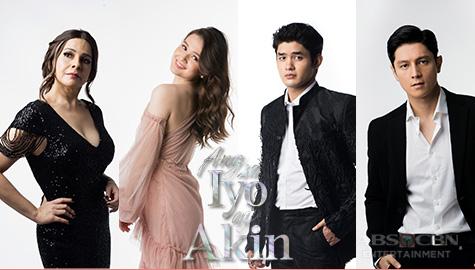 PICTORIAL PHOTOS: Meet the new characters on Ang Sa Iyo Ay Akin Season 2