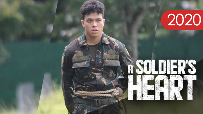 Elmo Magalona From cute heartthrob to lion hearted soldier 2