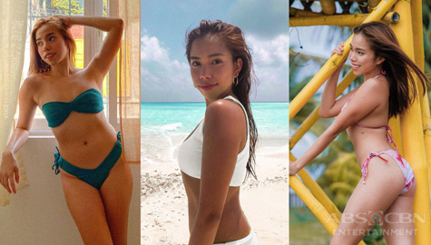 35 photos of Joj Agpangan's fit and sexy body