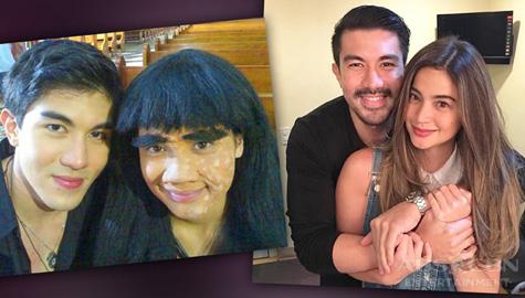 LOOK: Luis Manzano and Anne Curtis' friendship through the years!