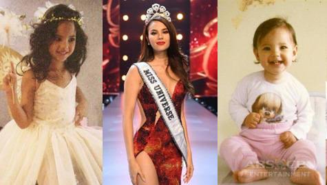 21 Throwback photos of Catriona Gray, the Filipina queen who became Miss Universe 2018