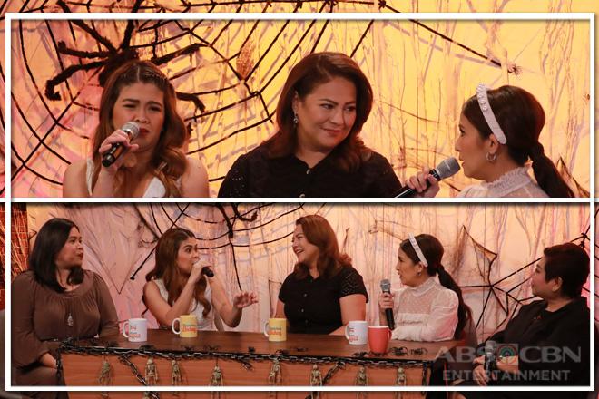 PHOTOS: Magandang Buhay #MomshieSCAREye episode