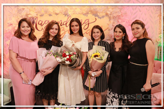 PHOTOS: Magandang Buhay with Lovi Poe, Rita Avila and Lindsay Custodio