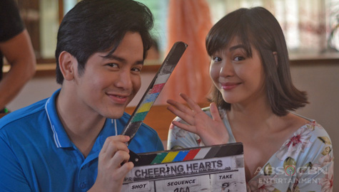 Behind-The-Scenes: Paghahandang ginawa nina Joshua at Janella sa MMK You Cheer Me Up