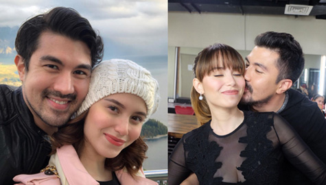 "3 Years Strong! Jessy Mendiola with her one and only ""Howhow"""