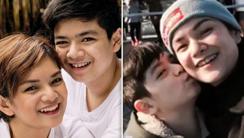 LOOK: Meet Meryl Soriano's handsome son in these adorable photos