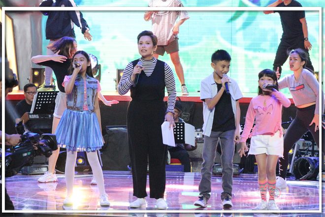 Behind-The-Scene Photos: The Voice Kids Philippines Season 4 Semifinals