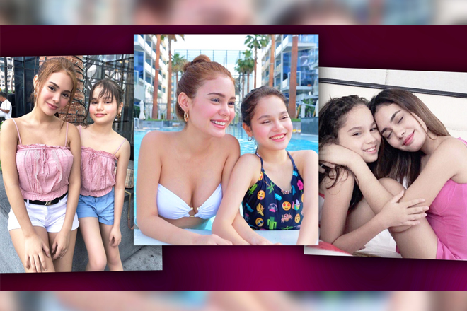 LOOK: 17 Photos of Ivana and Mona that perfectly captured their sisterly love!
