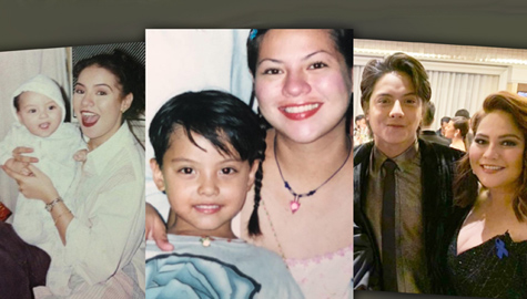 LOOK: 26 Photos of Daniel Padilla that proved he's definitely a mama's boy!