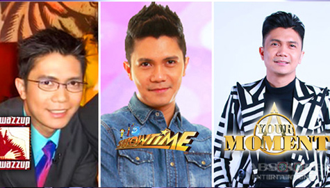 Vhong Navarro's impressive hosting stints through the years