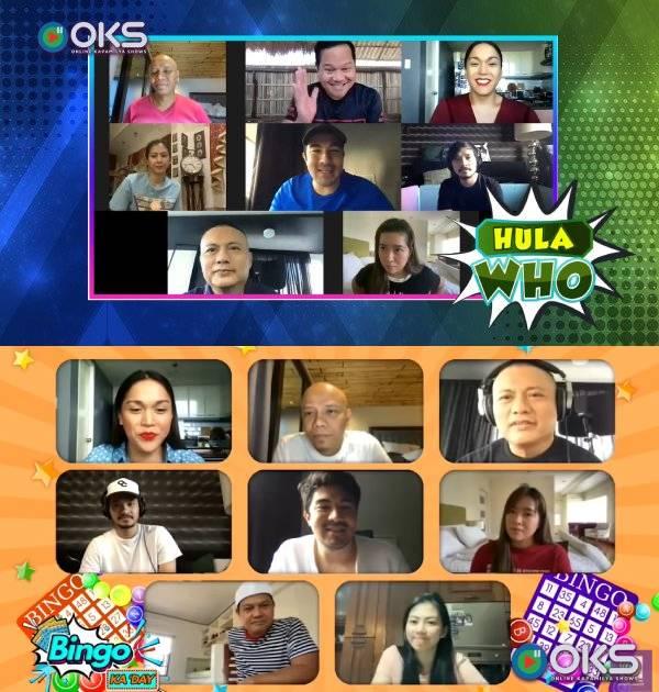 Ivana Ruffa Dimples Beauty Pokwang The Gold Squad makakasama sa sari saring Online Kapamilya Shows 3