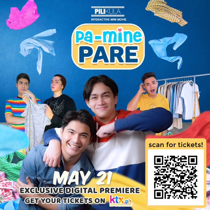 Tan Roncal and Eian Rances sort out their relationship in new ABS CBN PILIkula Pa Mine Pare  1
