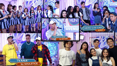 "ABS-CBN's new online show ""Star Hunt Avenue"" empowers rising stars"