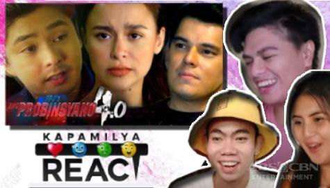 "KAPAMILYA REACT: Brewing Cardo-Alyana-Lito ""love triangle"" on FPJ's Ang Probinsyano excites, stirs viewers"