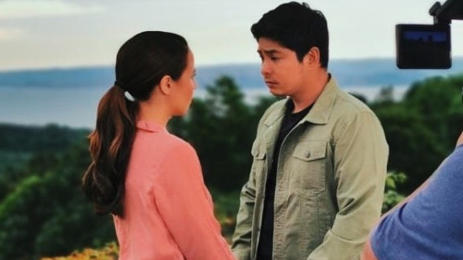Behind the scenes The love triangle of Cardo Alyana and Lito in FPJ s Ang Probinsyano 1