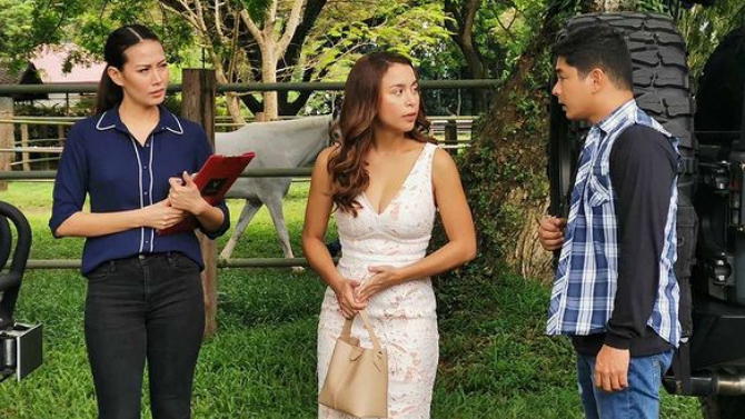 Behind the scenes The love triangle of Cardo Alyana and Lito in FPJ s Ang Probinsyano 4