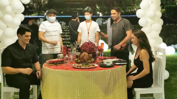 Behind the scenes The love triangle of Cardo Alyana and Lito in FPJ s Ang Probinsyano 7