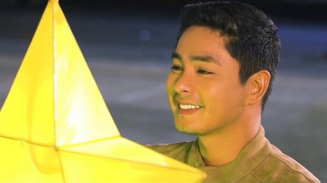 LOOK Coco Martin s behind the scenes moments in ABS CBN Christmas ID 2020 shoot 3
