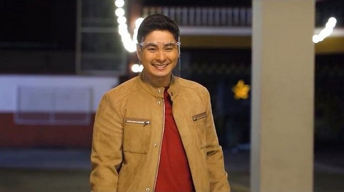 LOOK Coco Martin s behind the scenes moments in ABS CBN Christmas ID 2020 shoot 8