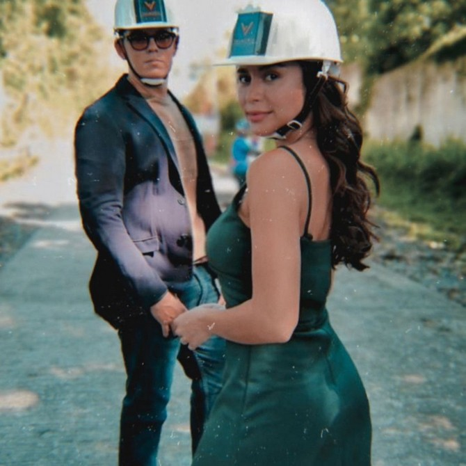 FPJ s Ang Probinsyano Richard and Yassi make a stylish pair in these behind the scene OOTD photos 4