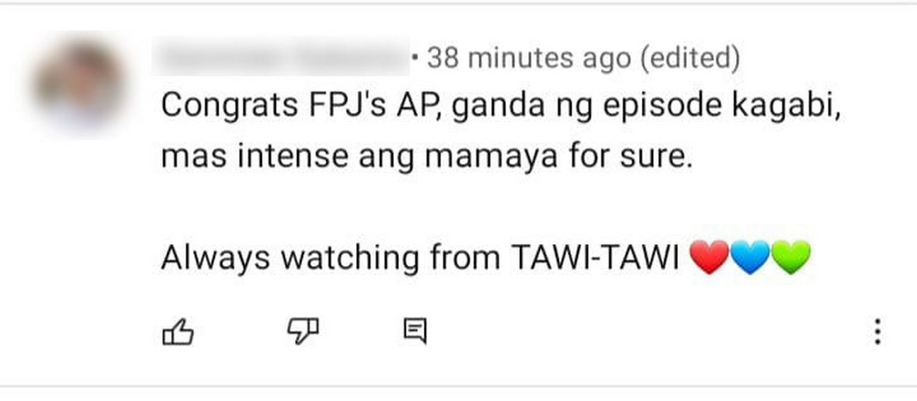 FPJ s Ang Probinsyano reaches highest concurrent Kapamilya Online Live viewers for FPJAP5BlackOps episode 31