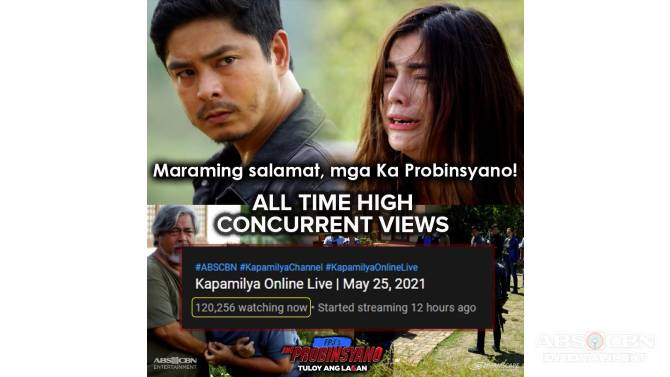 FPJ s Ang Probinsyano breaks online viewership record four times this month 1