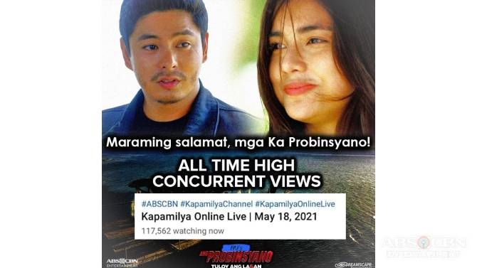 FPJ s Ang Probinsyano breaks online viewership record four times this month 2