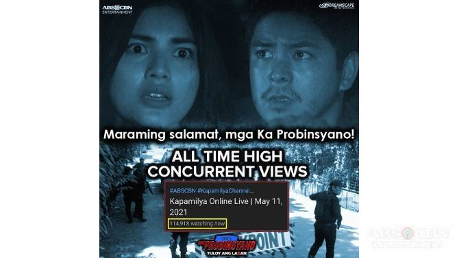 FPJ s Ang Probinsyano breaks online viewership record four times this month 3