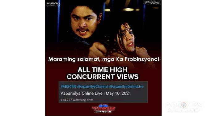FPJ s Ang Probinsyano breaks online viewership record four times this month 4
