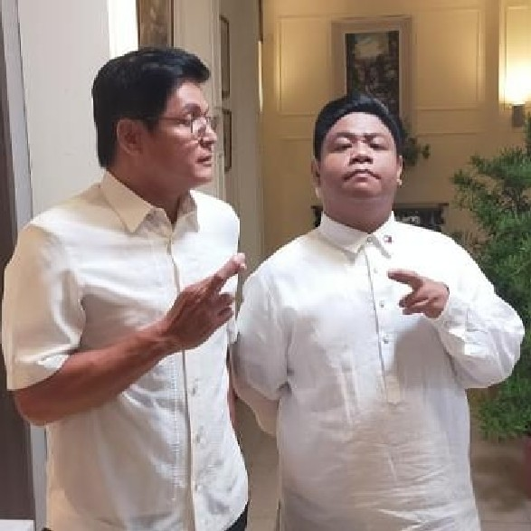 Behind the scenes The funny duo of Mariano and Ambo in FPJ s Ang Probinsyano 1