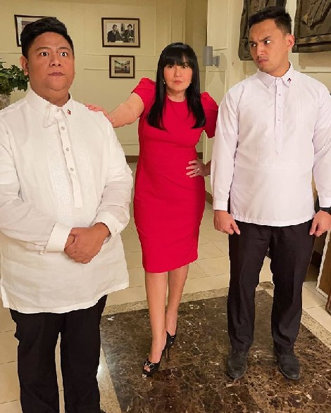 Behind the scenes The funny duo of Mariano and Ambo in FPJ s Ang Probinsyano 7