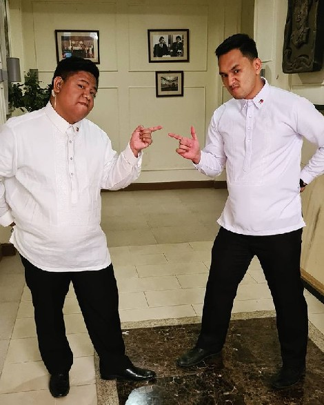 Behind the scenes The funny duo of Mariano and Ambo in FPJ s Ang Probinsyano 8