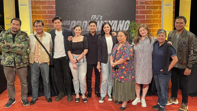 Bagong cast ng FPJ s Ang Probinsyano ipinakilala na 2