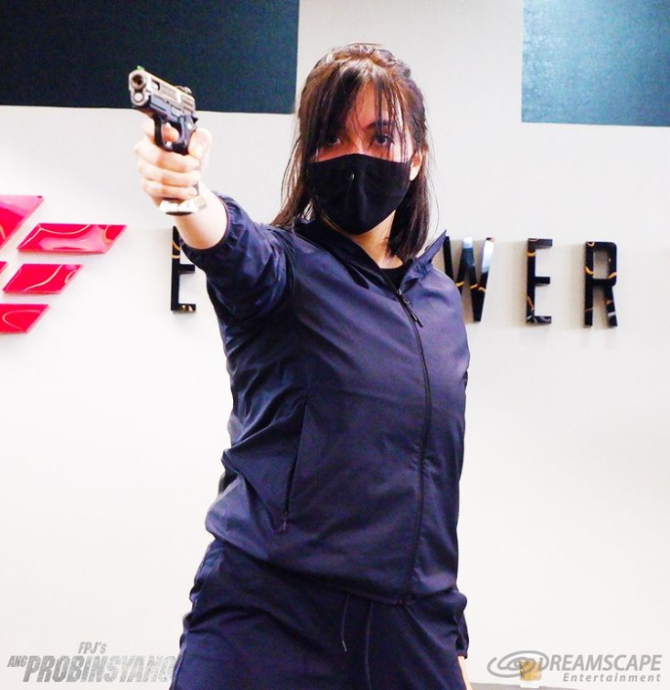 Watch Julia s impressive stunts for FPJ s Ang Probinsyano fight scenes 1