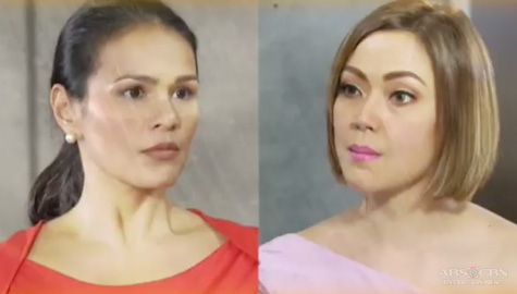 """Iza confronts Jodi in the hit series """"Ang Sa Iyo Ay Akin"""""""
