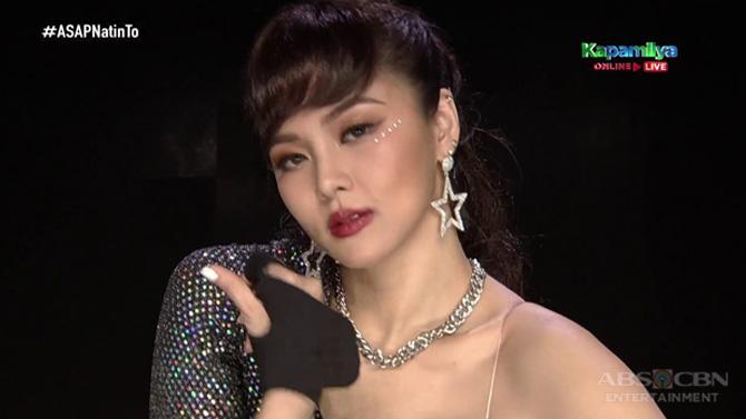 Dance Royalties Maja Salvador and Kim Chiu s fiery dance showdown on ASAP Natin To 1