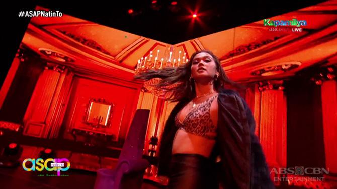 Dance Royalties Maja Salvador and Kim Chiu s fiery dance showdown on ASAP Natin To 7