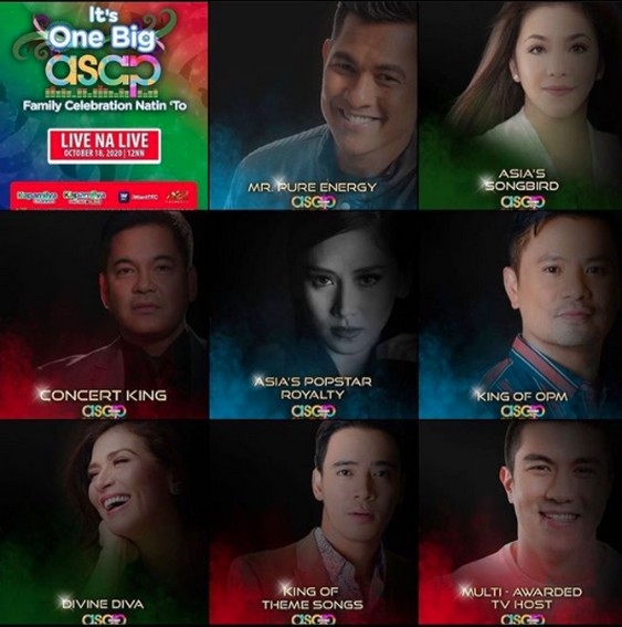 ASAP Natin To gives viewers one big family celebration to remember this Sunday 2