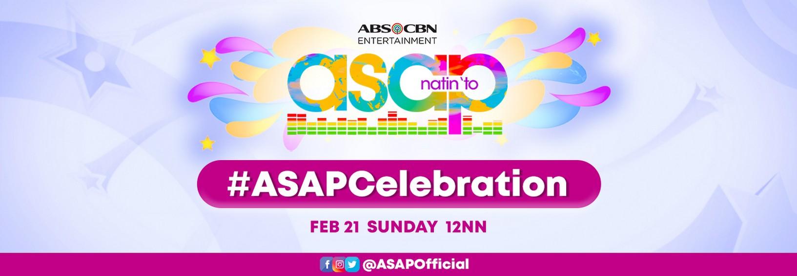 Fabulous Feb Ibig Sunday celebration continues on ASAP Natin To 1
