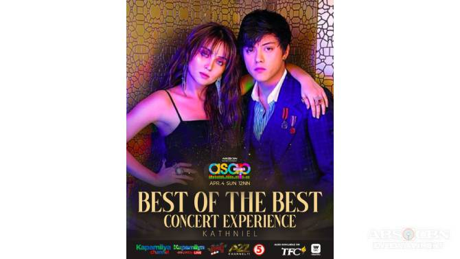 Best of the best all star party this Easter Sunday on ASAP Natin To  1