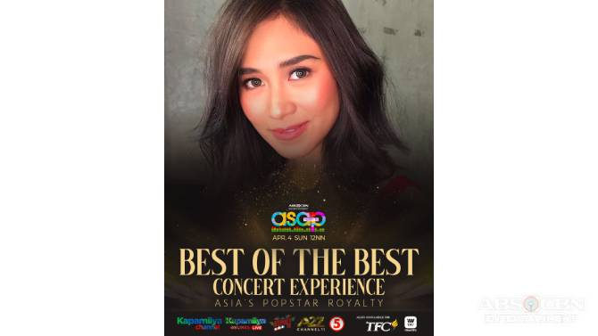 Best of the best all star party this Easter Sunday on ASAP Natin To  2