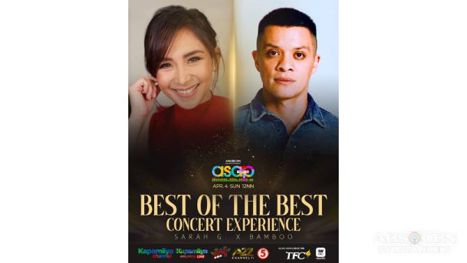 Best of the best all star party this Easter Sunday on ASAP Natin To  3