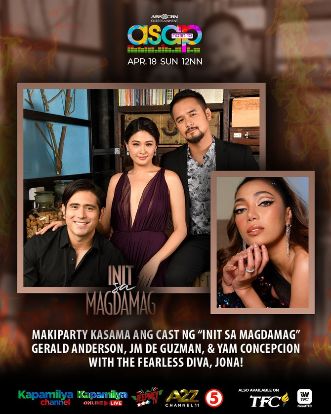 ASAP Natin To takes viewers higher with live concert performances this Sunday 2