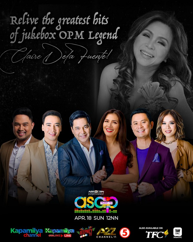 ASAP Natin To takes viewers higher with live concert performances this Sunday 3