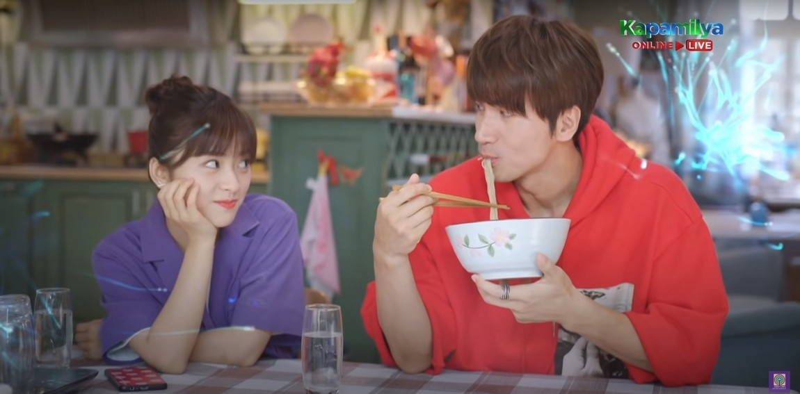 Shen and Jerry make netizens feel the love in Count Your Lucky Stars  1