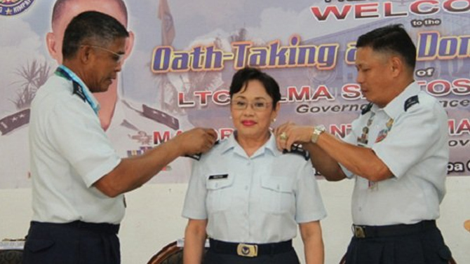 Kapamilya celebrities who have A Soldier s Heart as commissioned military reservists 3