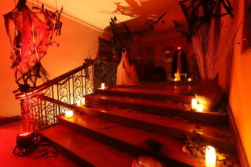 Globe at Home puts digital twist on haunted houses 3