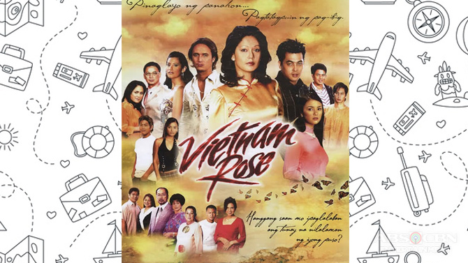 Kapamilya teleseryes that showcased the beauty of other countries  1