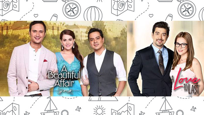 Kapamilya teleseryes that showcased the beauty of other countries  11
