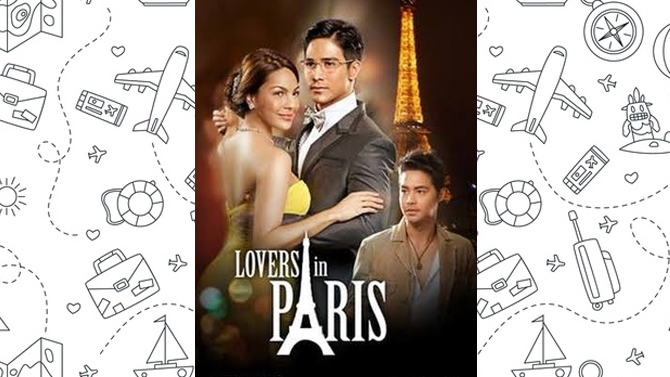 Kapamilya teleseryes that showcased the beauty of other countries  13
